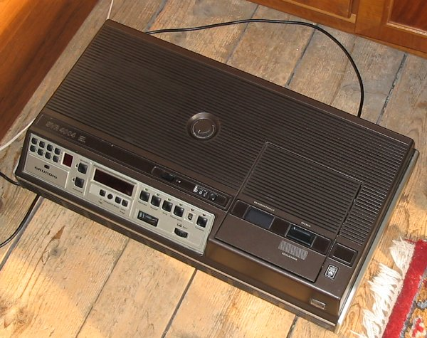 Grundig SVR 4004 EL Supervideo